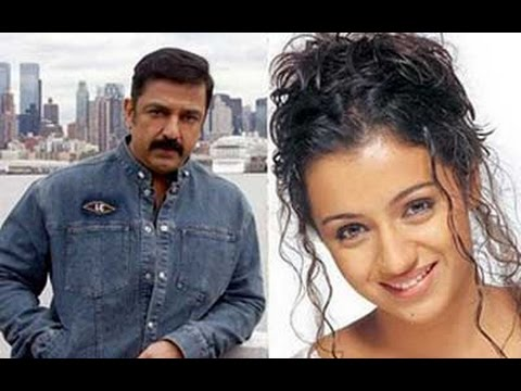 Trisha play as Kamal Role Kalyanaraman Remake