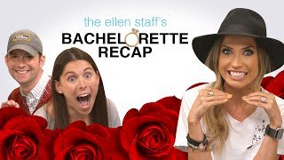 Former Bachelorette Kaitlyn Bristowe Is in Our Cubicle!