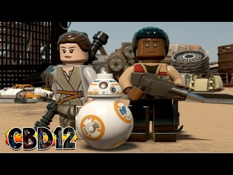 First Gameplay Trailer! - Lego Star Wars: The Force Awakens!