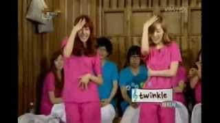 TTS Taeyeon & Tiffany_TWINKLE DANCE @ Happy Together [120510]