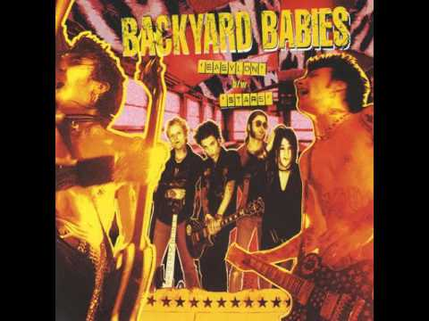 Backyard Babies - Babylon