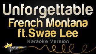 download lagu French Montana Ft. Swae Lee - Unforgettable Karaoke Version gratis