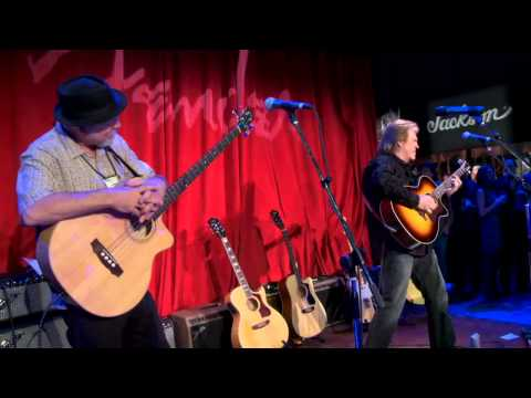 NAMM 2012• Doyle Dykes Opens the Fender Ceremony Pt. 1 of 4 • Wildwood Guitars