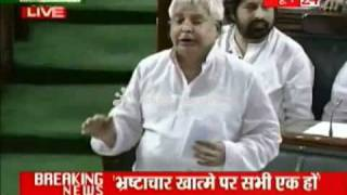 Best moments of Lalu-Janlokepal debate.avi