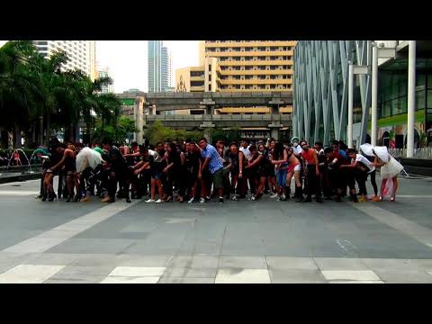 Lady Gaga Flash Mob Thailand (Official Video)