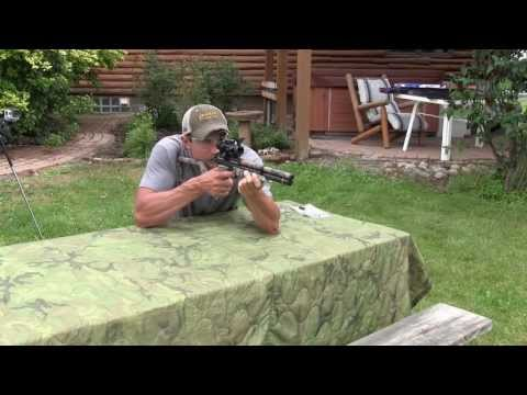 Benjamin Air Rifles - Marauder Woods Walker
