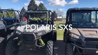 Off Road Vehicles for all your needs!