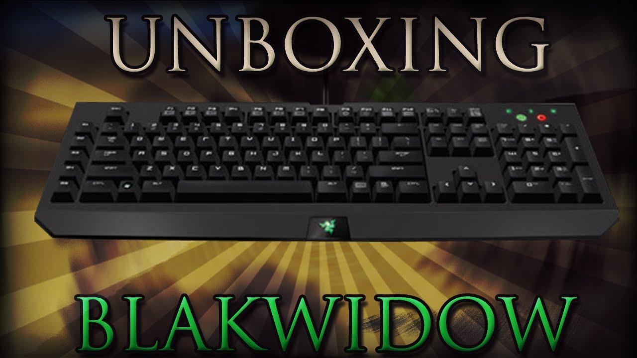 razer blackwidow ultimate 2014 manual