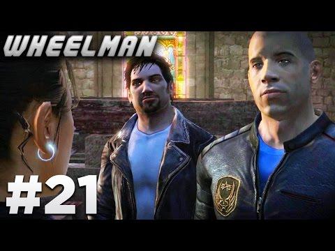 Wheelman - Mission #21 - Balance of Power: ACT 2 streaming vf