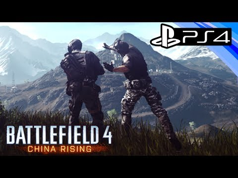 Ps4 Battlefield 4 (bf4) Gameplay Multiplayer China Rising Expansion- Next Gen Battlefield video