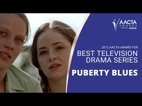 Puberty Blues - Media Room - 2nd AACTA Awards