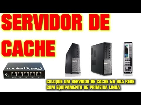 #SERVIDOR DE CACHE PARA PROVEDORES