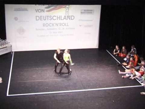 Carolin Schneider & Tobias Hergesell - Großer Preis von Deutschland 2007