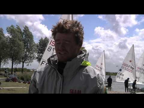 Australian Sailing Team - Sailing World Cup Holland - Day 3