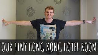 Hong Kong Hotel Room Tour