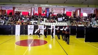 Sivas Anadolu İmam Hatip Lisesi Halk Oyunları Ekibi 2016