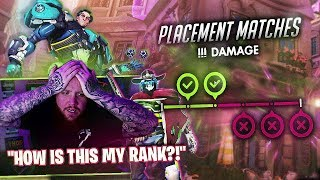 *NEW* ROLE LOCK OVERWATCH PTR PLACEMENTS!! This was my rank?!