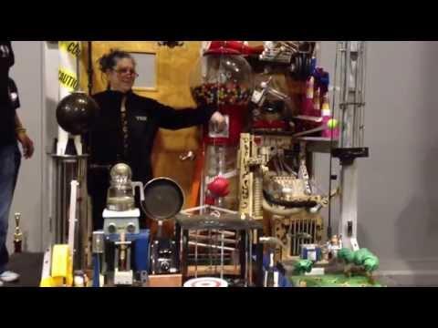 Rube Goldberg Machine Contest 2014: Winning Machine Purdue University!
