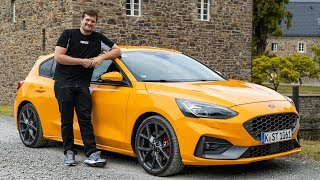 Ford Focus ST Mk4 (2019) Review / Fahrbericht (2.3L EcoBoost) - Angriff auf den Hot Hatch Thron?!