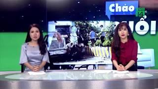 Xe container húc xe con, tài xế và 4 người trong một gia đình tử vong | VTC14