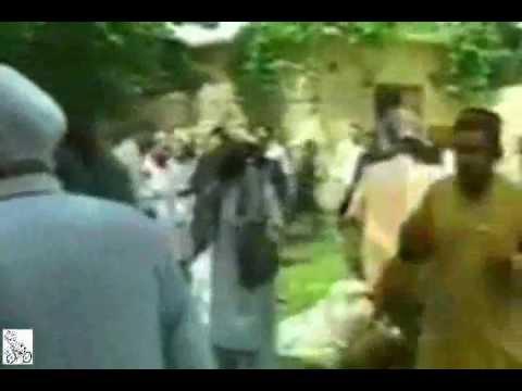 Pakistan Suicide Bomber Attack 'broadcast live'
