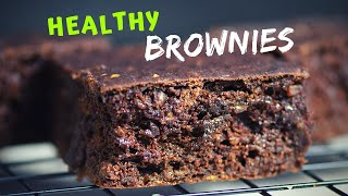 Banana Brownies Recipe (with oats!)