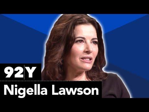 Nigella Lawson with Gabrielle Hamilton