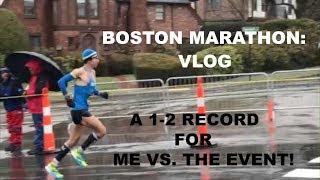 BOSTON MARATHON 2018: a DNF   Sage Canaday OTQ Running Series