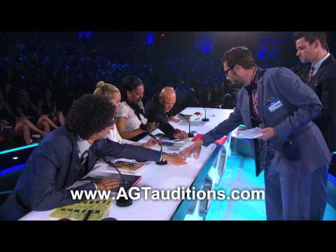David and Leeman on Why They Loved Auditioning for AGT – America's Got Talent 2014