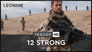 12 STRONG | Trailer | Deutsch | Offiziell | HD