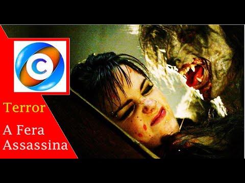 A Fera Assassina. Filme Completo Dublado HD