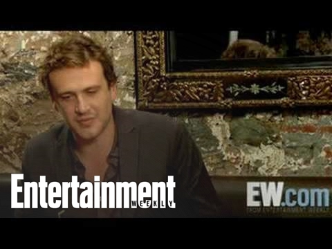Jason Segel on nude scenes
