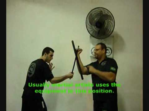 tonfa Hawakan - Kombato point of view. Image 1