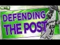 Basketball Tips: Defending the Post