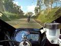 Acidente de moto na estrada para serra negra - youtube