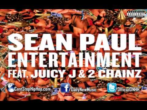 Sean Paul - Entertainment (feat. Juicy J & 2 Chainz) video