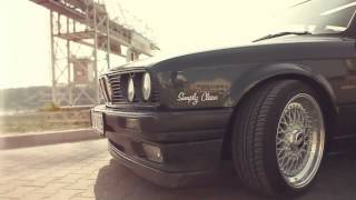 BMW E30 325i coupe Teaser