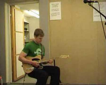 Guitar Slim Shuffle