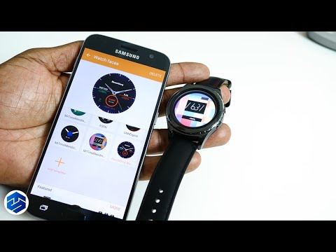 AT&T Samsung Gear S2 Smartwatch for Productivity, Heart Rate, Music & Phone Calls