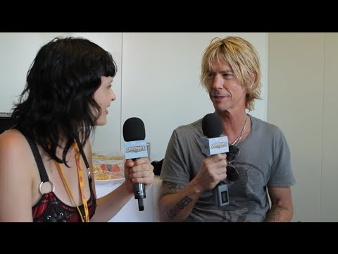 Duff McKagan on Axl Rose, Appetite & Guns N Roses