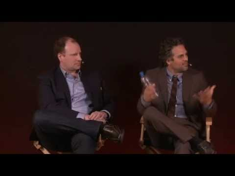 Mark Ruffalo: Avengers Interview