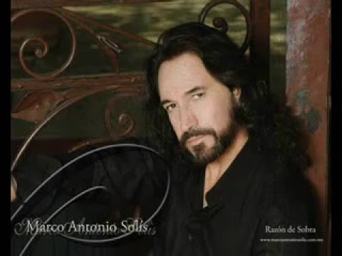 Marco antonio solis Si No Te Hubieras ido
