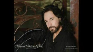 Marco Antonio Solis Video - Marco antonio solis Si No Te Hubieras ido