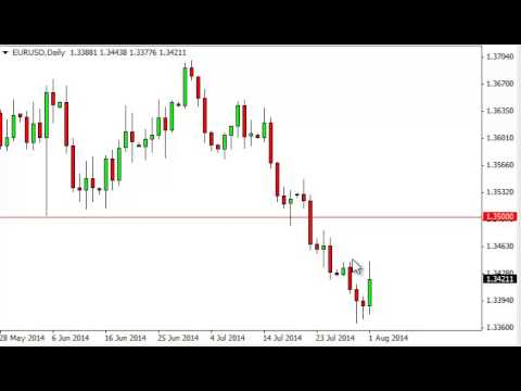 EUR/USD Technical Analysis for August 4, 2014 by FXEmpire.com