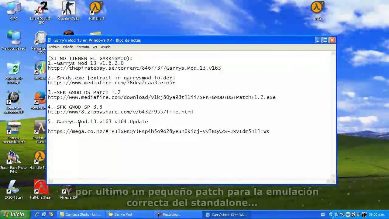 Windows Xp Modification