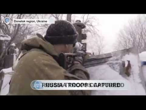 Russian Troops Captured: Militants arrest Russian soldiers as 'saboteurs' in east Ukraine