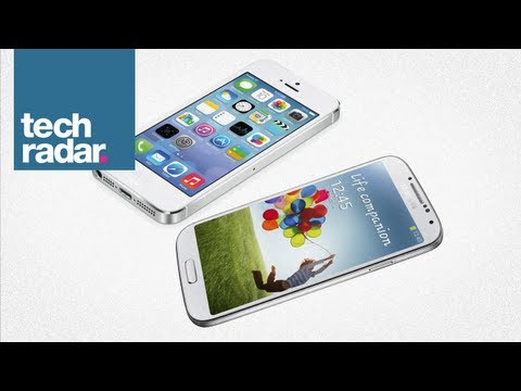 iPhone 5S vs Samsung Galaxy S4: Is Apple closing the gap?