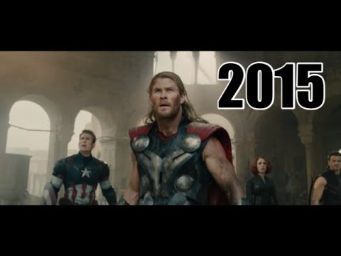 TOP 10 BOX OFFICE PREDICTIONS 2015