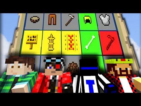 ТЕРОСЕР, ДЕМАСТЕР, АИД И ХЕЛД ИГРАЮТ В БИНГО - Minecraft Bingo