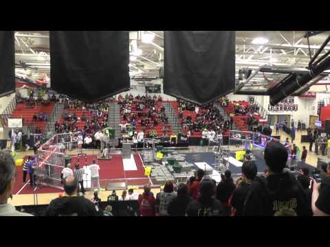 2015 Bridgewater-Raritan MAR FRC District Event – Qualification Match 64